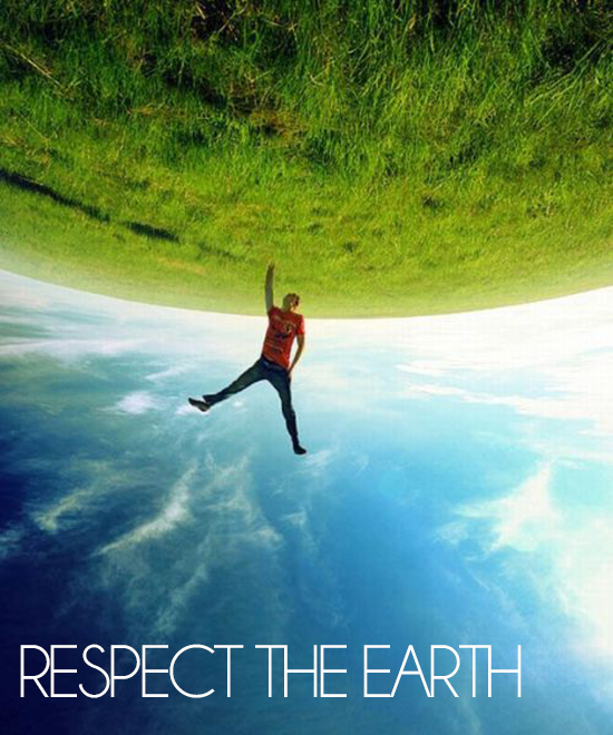 RESPECTtheearth